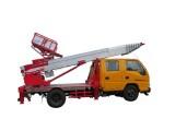 高丽亚28米韩国云梯搬家车 楼层上料车 高空运输作业车