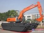 日本神钢200型水陆两用挖掘机租赁水挖租赁