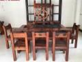 厂家直销老船木茶台大板中式泡茶桌