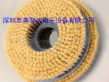 专业提供 洗板机刷子 刷板机圆盘刷防静电毛刷
