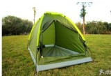 泽楷户外帐篷供应 单人野营帐篷 单层野外帐篷户外用品 超轻帐篷