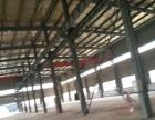 带5吨行车桃花工业园800平单一层钢构厂房急租!