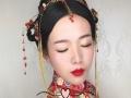 南阳学新娘化妆去哪里