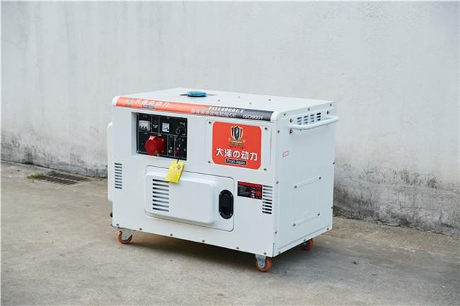 厂家12kw柴油发电机功率齐全