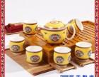 裂纹釉陶瓷茶具 家居简约功夫茶具