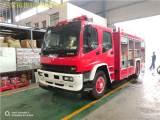 九江消防车价格 九江泡沫消防车图片