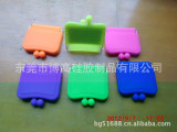 中国好产品 设计美观大方的环保硅胶镜子包 硅胶化妆包 少量起批
