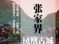 太原到湖南韶山、张家界、天门山、玻璃桥、凤凰古城六天旅游