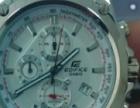 个人急亏白色卡西欧手表男士手表