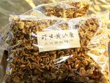 黑龙江大兴安岭特产纯天然野生黄油蘑 可食用菌干蘑菇散装批发