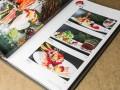 线装菜谱制作杂志式菜谱设计菜谱印刷 菜谱加工