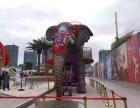 东方骆驼机械大象出租 西域神驹机械大象出租出售