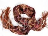 外贸披肩 围巾 丝巾袜子 丝巾包 包装丝