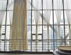 天津和平遮光窗帘 铝合金横竖百叶 阳光面料卷帘
