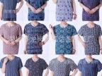中老年女装夏装 短袖t恤女 外贸原单库存服装低价清仓处理新产品
