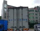 2010年东风天龙9.6米厢式货车转让!带尾板公告