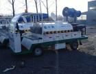 专业制造销售小型电动洒水车 电动雾炮抑尘车