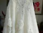 三亚定制的婚纱 - 5000元  结婚的...