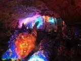 景区溶洞灯光秀设计丶景观灯光亮化工程