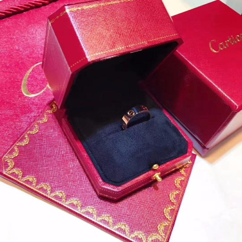 定制一比一高品质18K卡地亚手镯戒指一比一四叶草项链