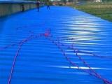 钢厂化工厂屋顶彩钢板翻新漆施工专用涂料