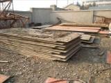 蚌埠固镇出租建筑铺路钢板 长期供应 马上发货