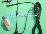 对讲机天线直销SMA母头母针3米线MHZ小吸盘对讲机天线