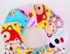 新品纯棉四层纱布卡通吸汗巾婴儿用品儿童隔汗巾全棉垫