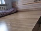 新买的床没到一个月550出售 气压床箱河北住宅自取