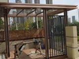 沈阳市园宿园艺景观别墅庭院花园设计施工