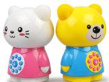 小博士欢乐熊/和乐猫智能故事机学习早教机 点读机 儿童益智玩具