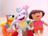 批发 爱探险的朵拉dora Boots猴子 捣蛋鬼儿童毛绒玩具公