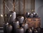 陶艺花瓶摆件,手工拉坯艺术花瓶定做,景德镇陶瓷花瓶批发定制