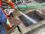 上海管道疏通,化粪池清理,生化池清理,高压清洗管道