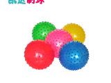 厂家供应 按摩刺猬球  儿童pvc跳跳充气玩具球
