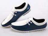 厂家直销 2014秋季新款男鞋 男士韩版时尚休闲鞋潮鞋个性商务鞋