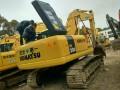 二手小松挖掘机220品牌挖机手上海萧宽工程机械有限公司