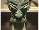 广州海外买家海外市场青铜器私下交易。