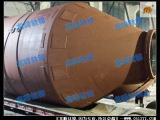 专业生产钛设备|镍设备|锆设备-DN4200钛钢复合结晶器按时发