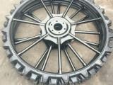 拖拉機輪胎8.3-42水田高花紋輪胎農業機械輪胎