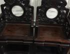 松江区老红木家具回收/黄花梨木家具/红酸枝木家具