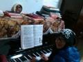 转让自家95成新的雅马哈钢琴YA128CS