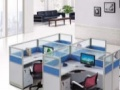 现代新款办公桌 板式办公桌 职员桌 屏风隔断 沙发