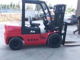 南京大量回收二手個人五噸叉車合力三噸叉車