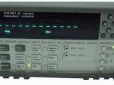 库存特价出售HP53181A射频计数器惠普53181A频率计