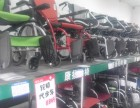 济南哪里卖轮椅老人电动代步车老人手推四轮车