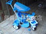 多种头型儿童三轮车/童车 婴儿伞把车手推车 童车批发,