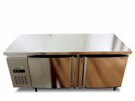 雪村商用卧式冰柜蔬菜水果麻辣烫烧烤冷藏展示柜保鲜点菜柜储藏室