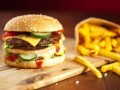 开一家阿堡仔炸鸡汉堡西式快餐店多少钱
