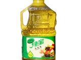 经销批发绿宝大豆油 精选非转基因黄豆 5L/桶 健康食用炒菜营养